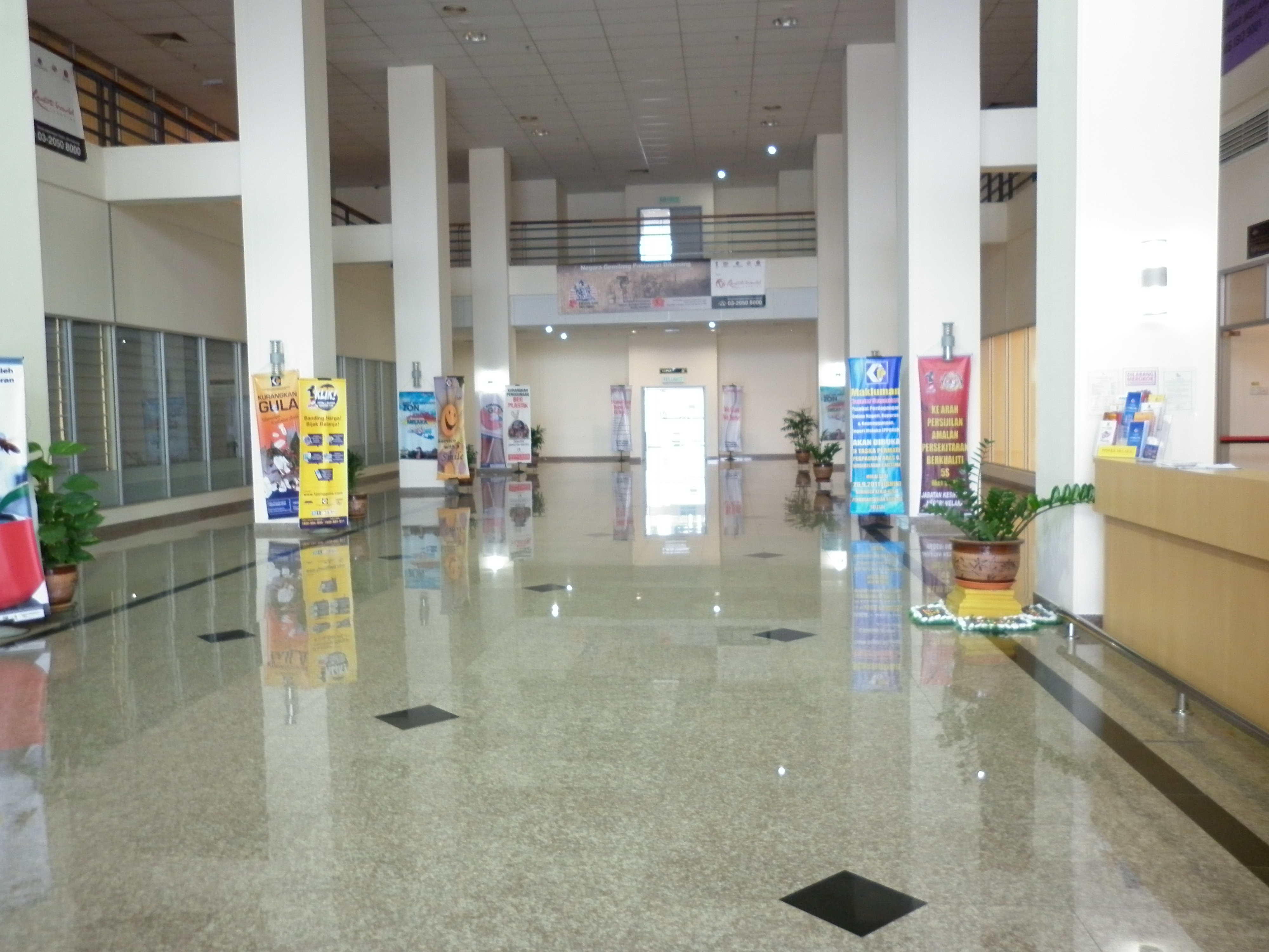 Wisma Persekutuan Melaka Nama Wisma Persekutuan